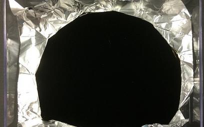 Ventablack - najczarniejsza czerń
