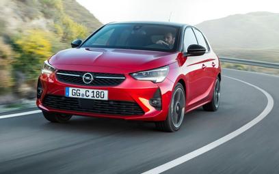 Nowy Opel Corsa: Lekki i aerodynamicznie dopracowany