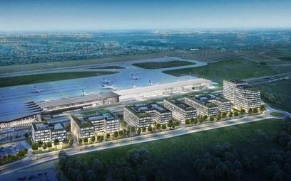 Gdańskie lotnisko wybuduje biurowce