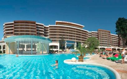 Więcej turystów w bułgarskich hotelach
