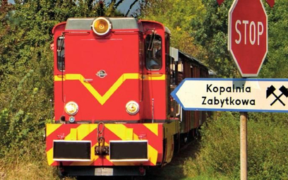 Srebrny pociąg znów na torach