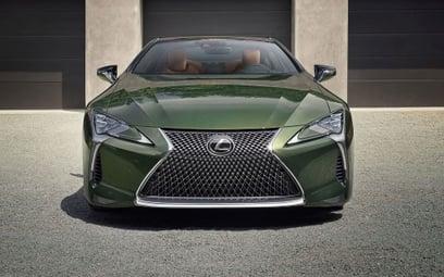 Lexus Limited Edition 2020: Zabawa kolorami