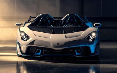 Lamborghini, które powstanie w jednym egzemplarzu