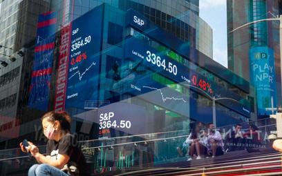 Rekord na Wall Street . Po raz 53 w tym roku