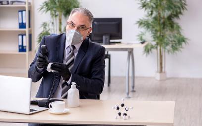Należy chronić zdrowych - jak pracodawca powinien przygotować się na inwazję koronawirusa