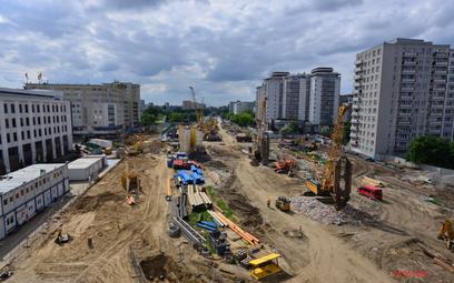 Budownictwo jest sektorem, w którym zapotrzebowanie na pracowników z Ukrainy jest największe. Na zdj