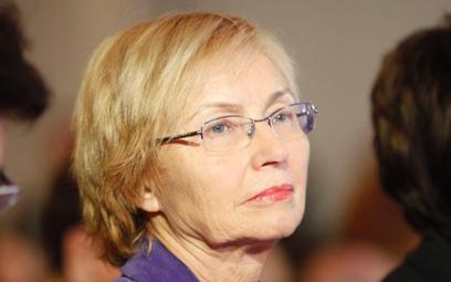 Minister Nauki i Szkolnictwa Wyższego Lena Kolarska-Bobińska