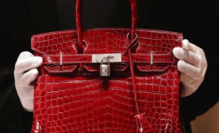 Torebki Hermesa, model Birkin na rynku wtórnym są nawet droższe niż w sklepie