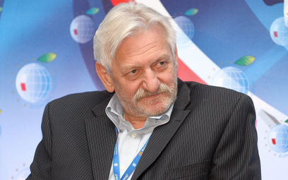 Prof. dr hab. Andrzej Horban jest krajowym konsultantem w dziedzinie chorób zakaźnych