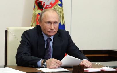 Putin pierwszy raz od trzech lat udzielił wywiadu amerykańskiej telewizji