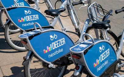 Nextbike ma problemy, ale rowery wystartują w kolejnych miastach