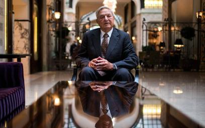 George Soros ratuje europejskie fundusze