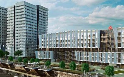 Osiedle Atal Towers powstaje przy ul. Sikorskiego we Wrocławiu. Ceny mieszkań wahają się od 6,7 do 6