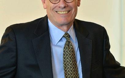 Patrick Grillo, dyrektor wykonawczy w Fortinet