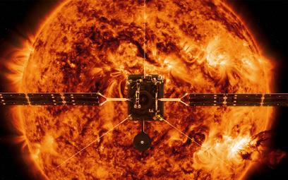 Poznać tajemnice Słońca. Sonda wystartowała z Ziemi