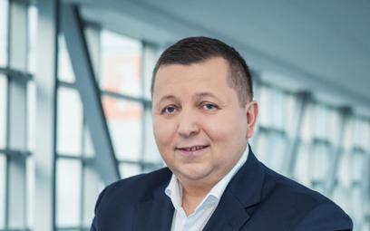 Tomasz Kobierski, prezes Grupy MTP i prezes Rady Polskiej Izby Przemysłu Targowego