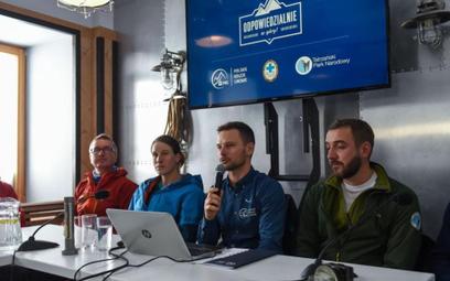 Polskie Koleje Linowe uczą odpowiedzialności w górach
