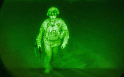 Sondaż: Jak Amerykanie oceniają wycofanie żołnierzy z Afganistanu przez Bidena?