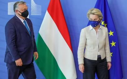 Victor Orban i Ursula von der Leyen