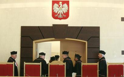 RPO: dożywotnie zatrudnianie sędziów TK, SN i NSA na uczelniach narusza trzy zasady Konstytucji RP