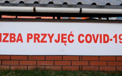 Koronawirus w Polsce. Kolejny spadek liczby zakażonych pacjentów