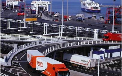 Niejasne zasady przewozów drogowych po brexicie