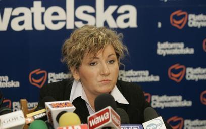 Sawicka: Sama zgłoszę się do prokuratury