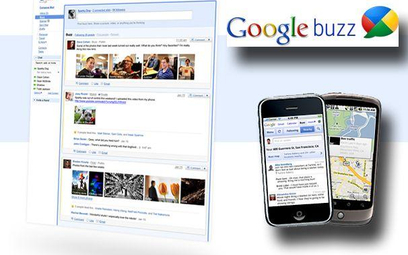 Google Buzz zagrozi Facebookowi?