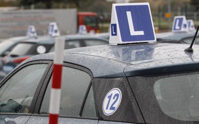 Egzamin na prawo jazdy w czasie pandemii