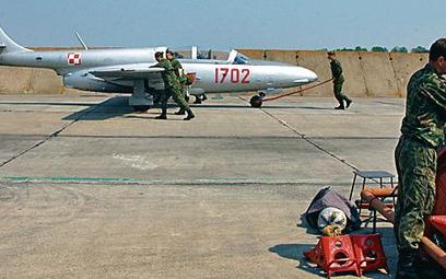 Jeszcze nie wiadomo, jakie samoloty zastąpią przestarzałe treningowe odrzutowce TS 11 Iskra
