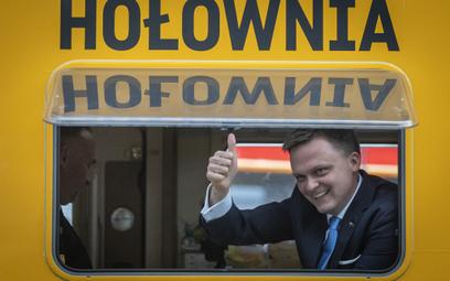 Sondaż: Szymon Hołownia pokonałby Andrzej Dudę w drugiej turze wyborów