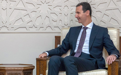 Baszar el-Asad wybiera się na Krym