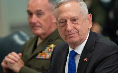 Trump nazywa szefa Pentagonu Demokratą. Co na to Mattis?