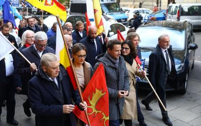 Samorządowcy wspólnie protestują przeciwko Polskiemu Ładowi