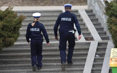 Funkcjonariusze nie zgłaszają mobbingu