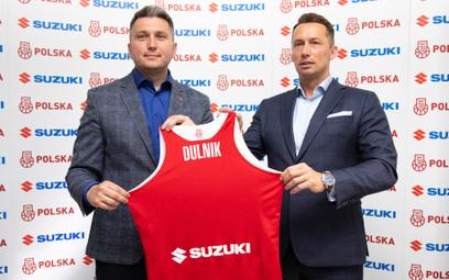 Suzuki przedłuża sponsoring polskiej koszykówki