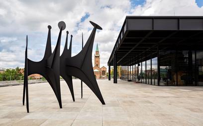 Berlińska Neue Nationalgalerie po modernizacji