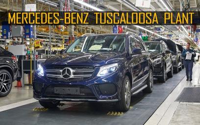 Produkcja samochodów w Niemczech spada