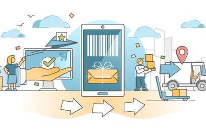 E-handel wychodzi poza kraj