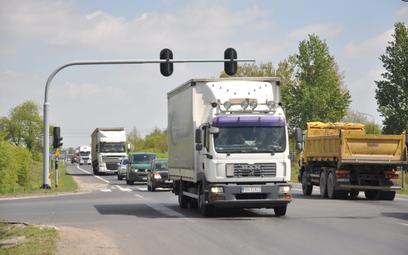 Nadchodzi trzęsienie ziemi dla transportu drogowego