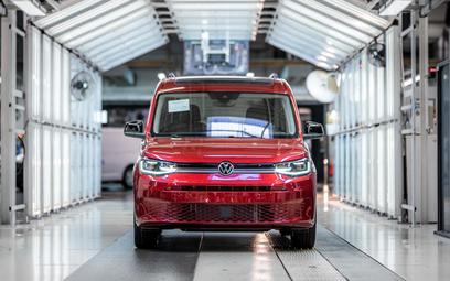 Volkswagen Poznań bije w Polsce konkurentów