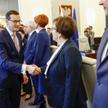 Mateusz Morawiecki nie ujawnił w swoim zeznaniu wysokości pensji. Szefowa MEN Anna Zalewska zarobiła