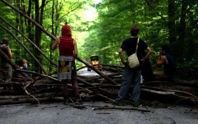 Szantaż ekologów. Propozycja nie do odrzucenia: darowizna albo blokada
