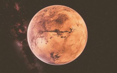 """Pod powierzchnią Marsa odkryto szereg """"zbiorników wodnych"""""""
