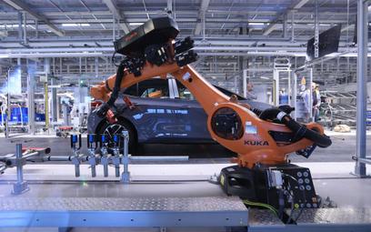 Przemysł Niemiec wraca do zdrowia? To statystyczna iluzja