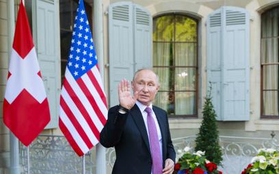 Kreml: Szczyt Putin - Biden nie powstrzyma USA przed próbami powstrzymania Rosji