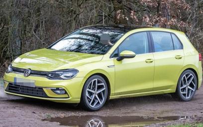 Volkswagen Golf VIII bez kamuflażu. Premiera już w tym roku