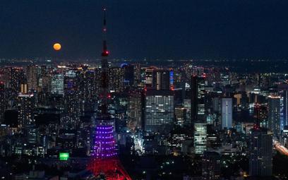 Księżyc nad Tokio