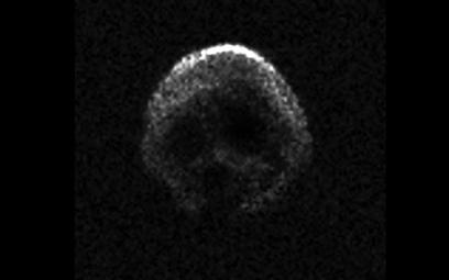 Kometa w kształcie czaszki minie Ziemię 11 listopada
