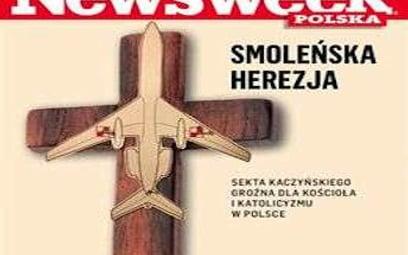 """Tupolew na krzyżu, czyli ostateczny upadek """"Newsweeka"""""""